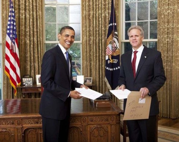 Michael Oren tries his best to discern what is wrong with President Obama.
